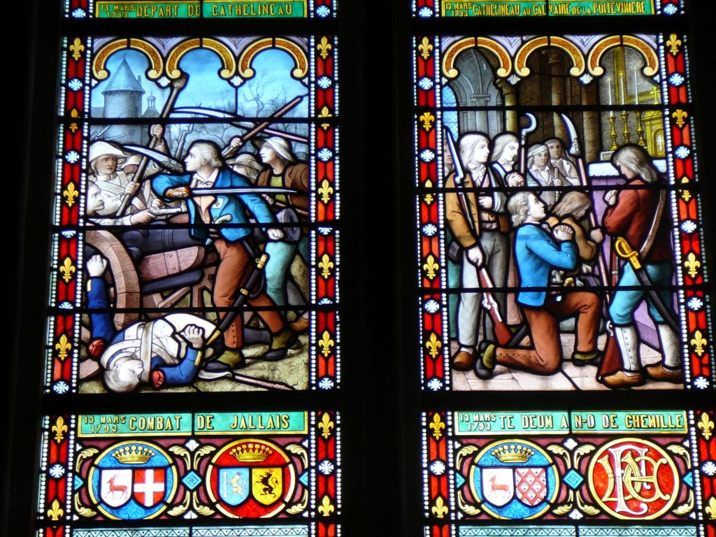 Sur les traces des guerres de Vendée et de la chouannerie bretonne Cholet23