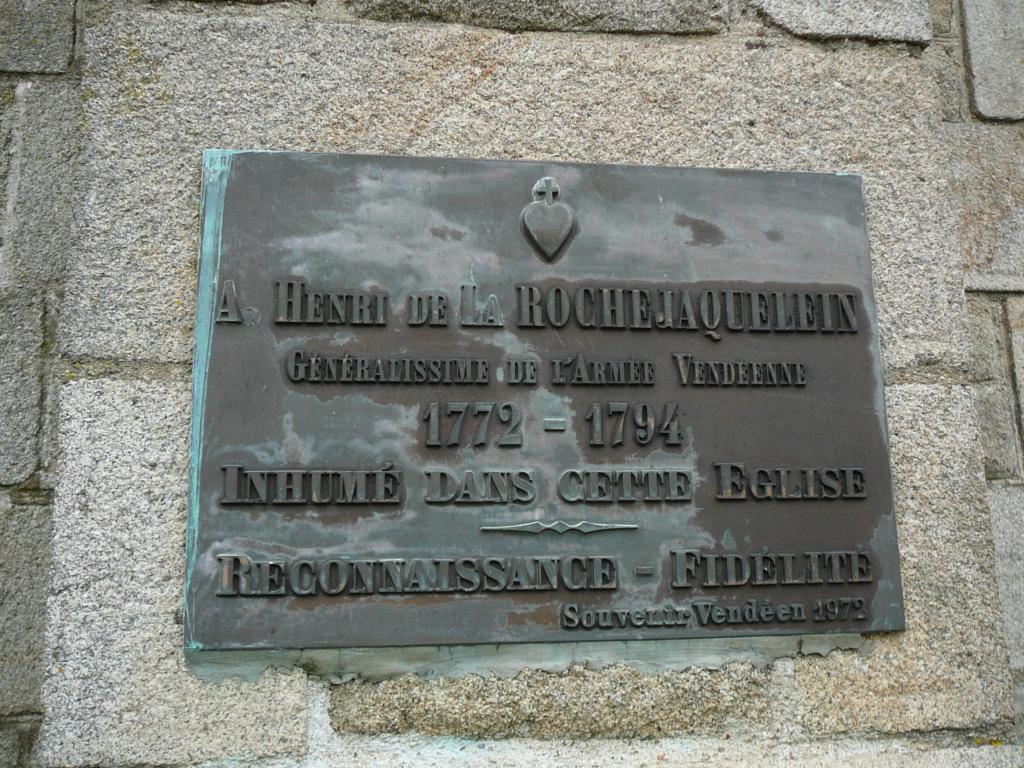 Sur les traces des guerres de Vendée et de la chouannerie bretonne Divers14