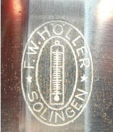Dague allemande Hl110