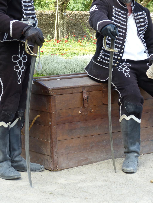 Duel au sabre modèle 1822 (logis de la Chabotterie) Logis110