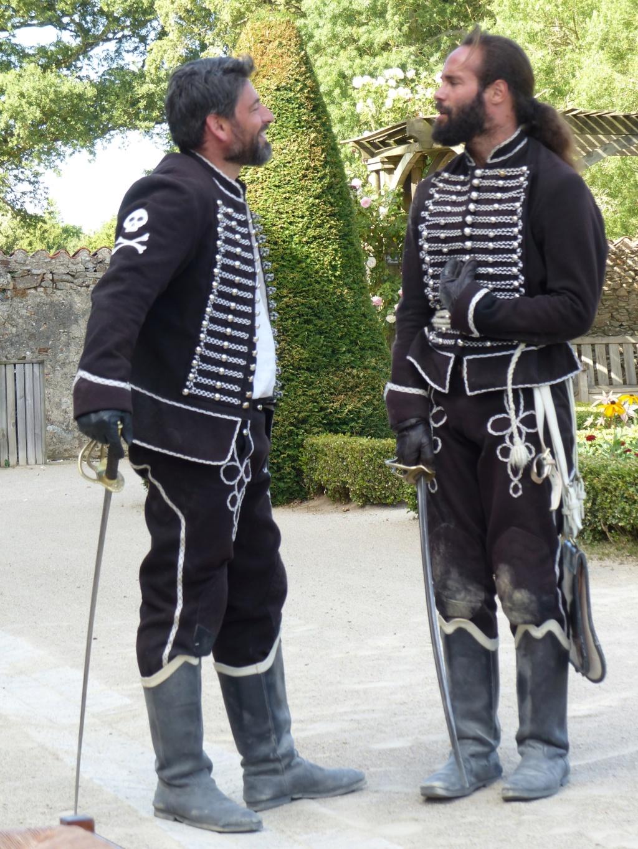 Duel au sabre modèle 1822 (logis de la Chabotterie) Logis410
