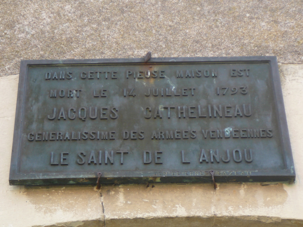 Sur les traces des guerres de Vendée et de la chouannerie bretonne Mai_2013