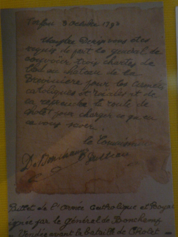 Sur les traces des guerres de Vendée et de la chouannerie bretonne Mai_2027
