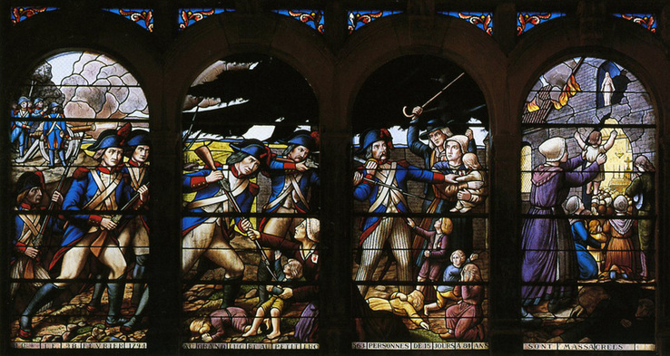 Sur les traces des guerres de Vendée et de la chouannerie bretonne Massac10