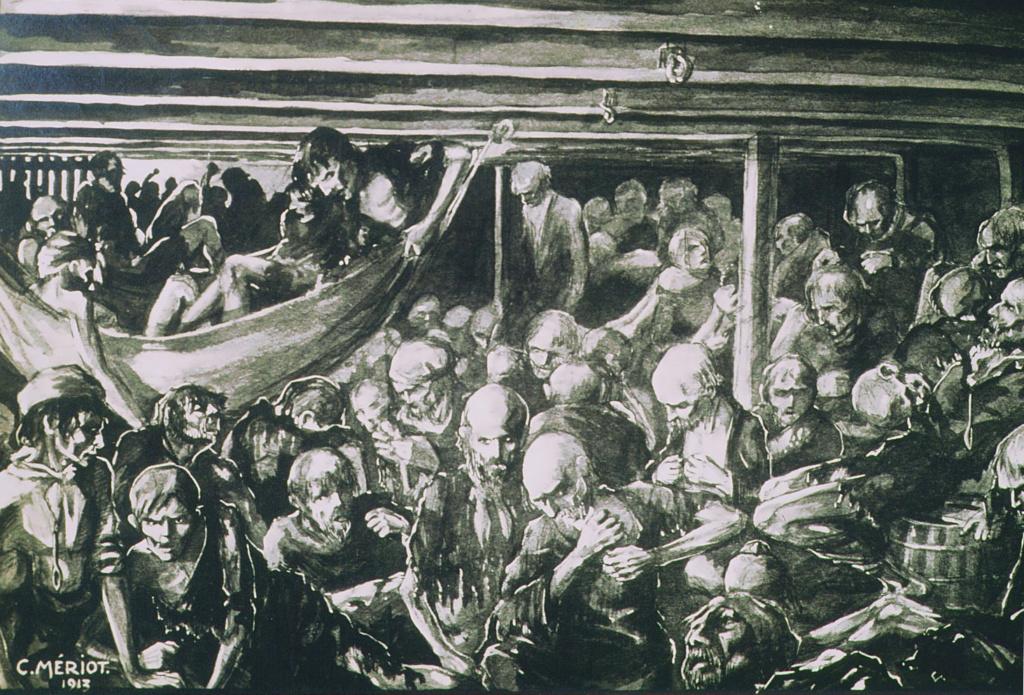Sur les traces des guerres de Vendée et de la Chouannerie - Page 3 Meriot10