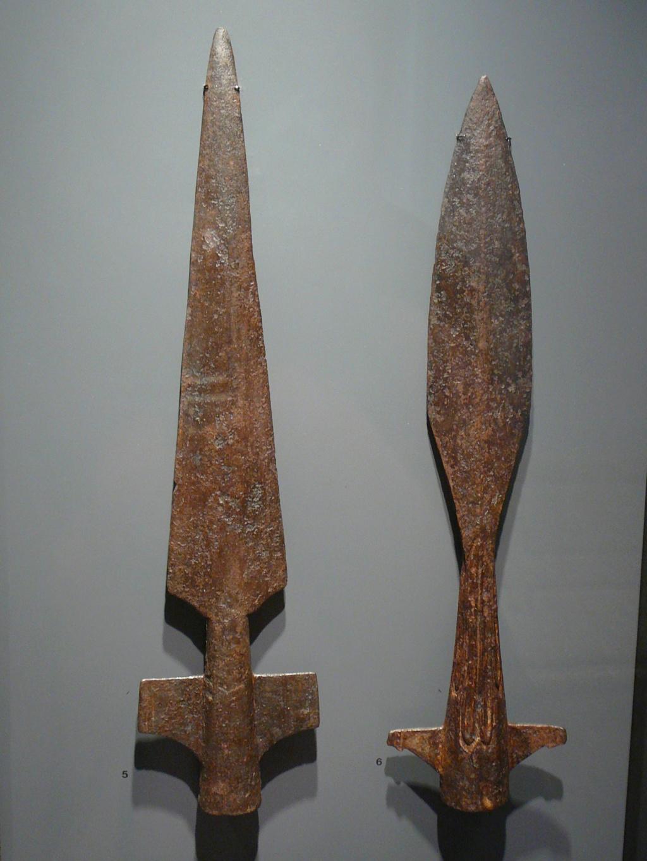 Les armes des Vikings P1020110