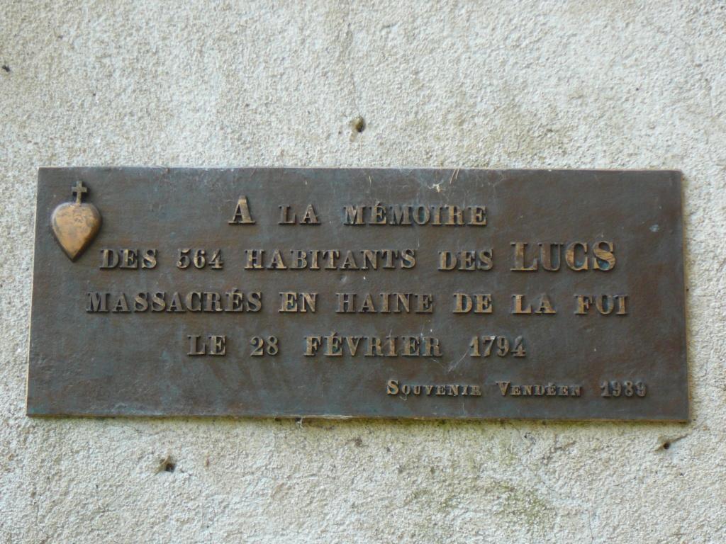 Sur les traces des guerres de Vendée et de la chouannerie bretonne P1030211