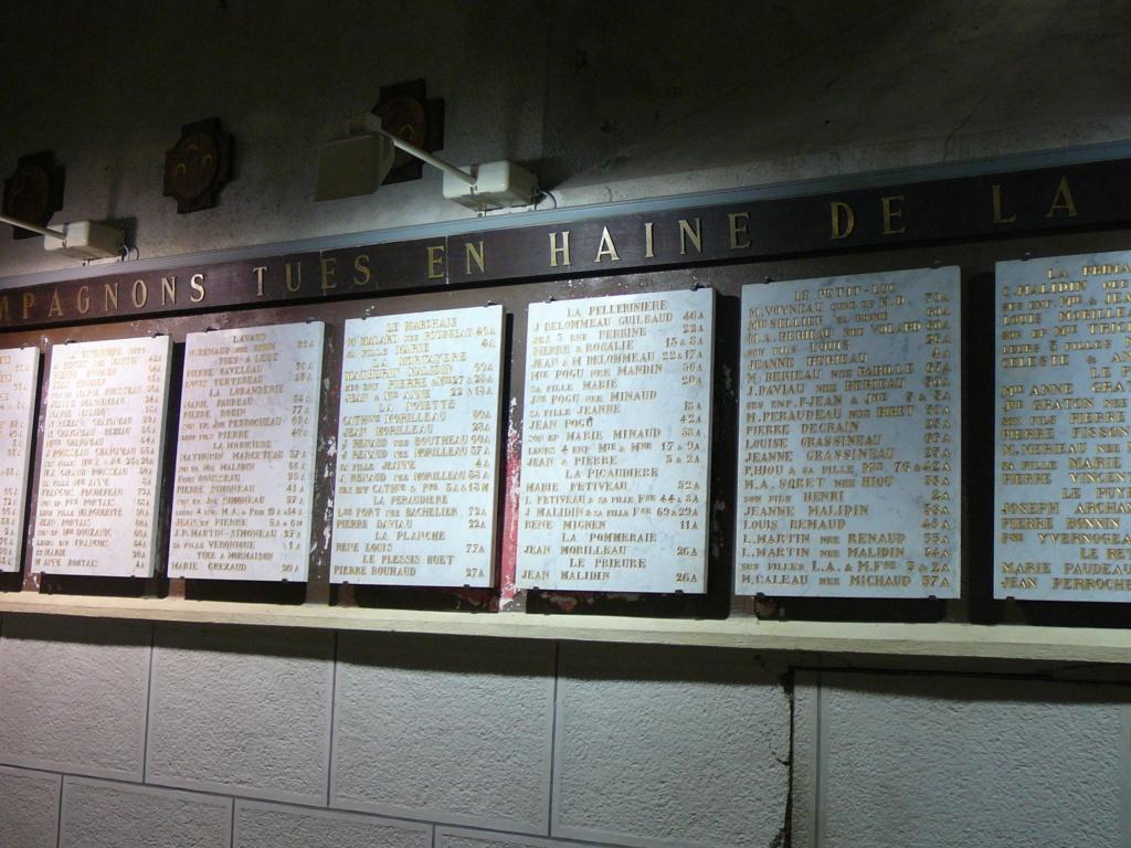 Sur les traces des guerres de Vendée et de la chouannerie bretonne P1030212