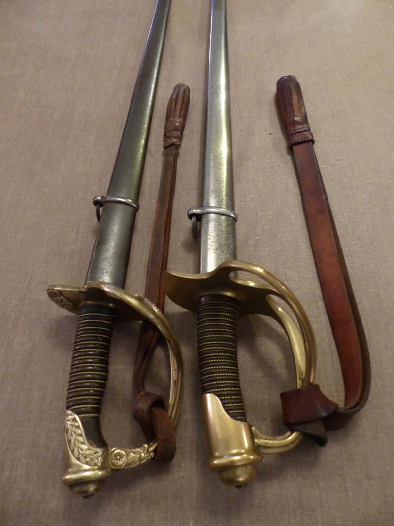 Sabre de cavalerie légère troupe modèle 1882 P1040610