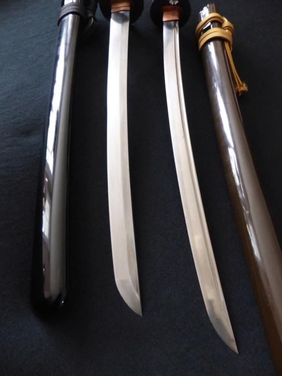 2 Wakizashi pour mille ans d'histoire P1130011