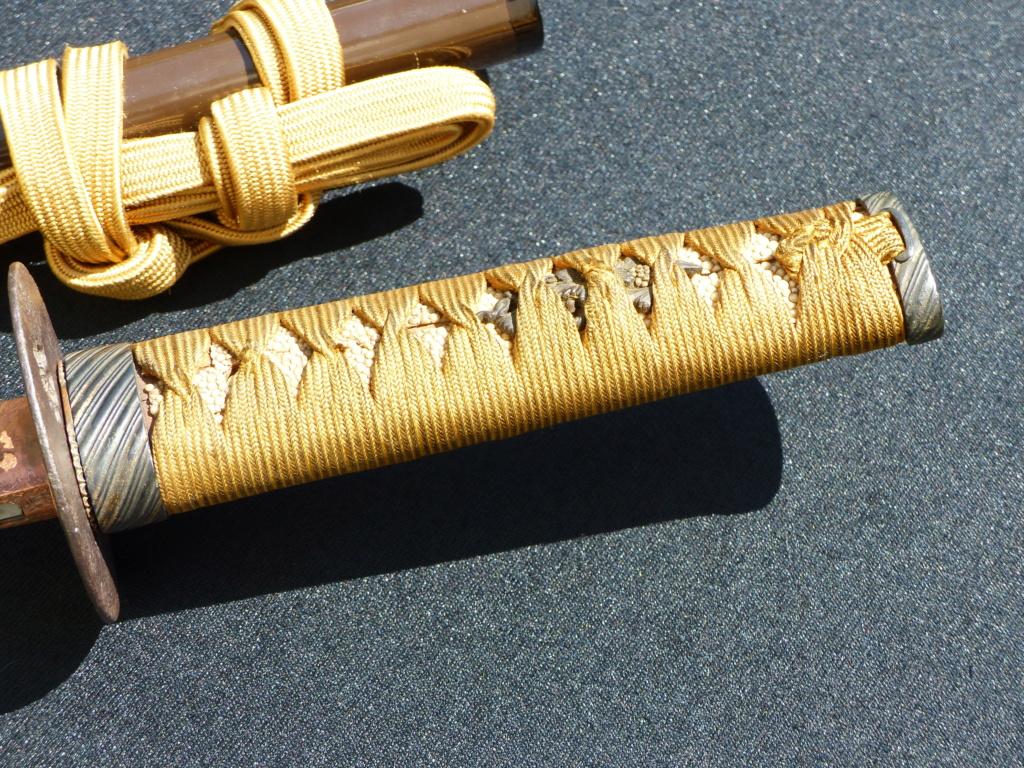 2 Wakizashi pour mille ans d'histoire P1130017