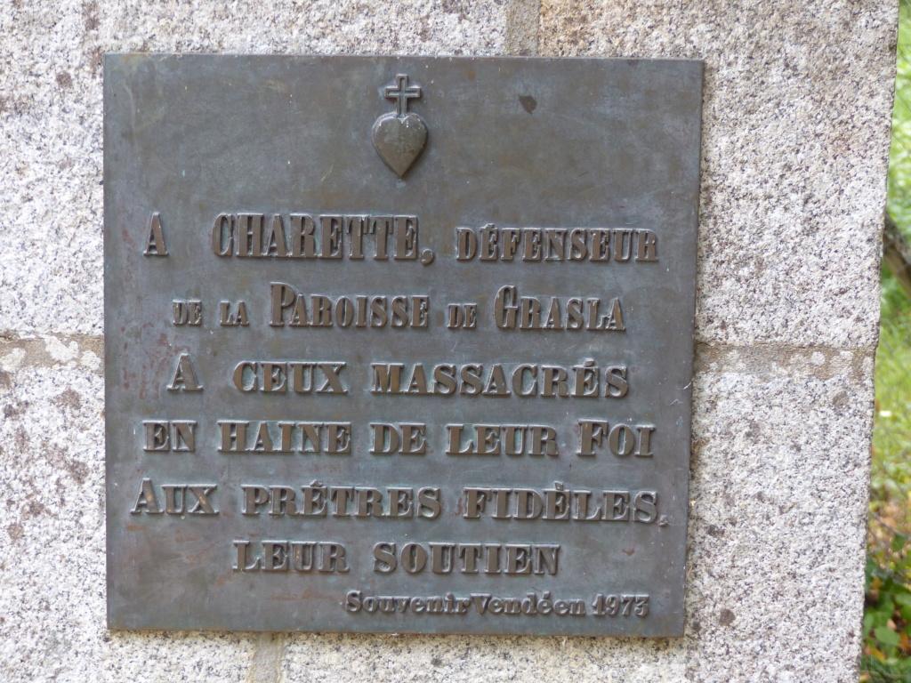 Sur les traces des guerres de Vendée et de la Chouannerie - Page 3 P1130110