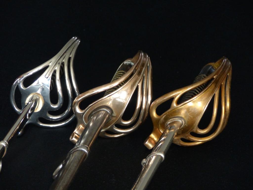 """Montures """"à la Nancy"""" : sabres fantaisie de fourbisseur inspiré du modèle 1882 P1140014"""