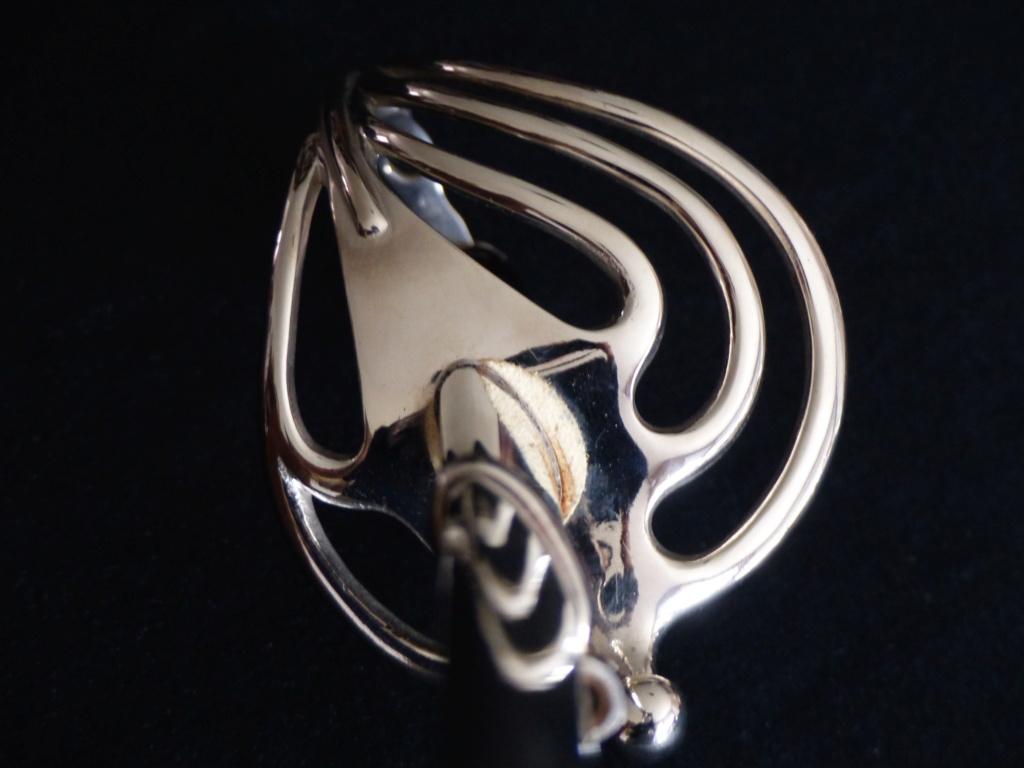 """Montures """"à la Nancy"""" : sabres fantaisie de fourbisseur inspiré du modèle 1882 P1140020"""