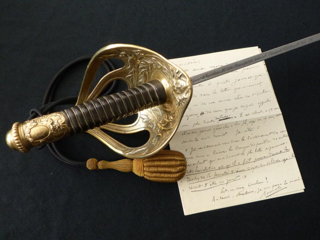 Sabre d'officier de cavalerie modèle 1896  P1140116