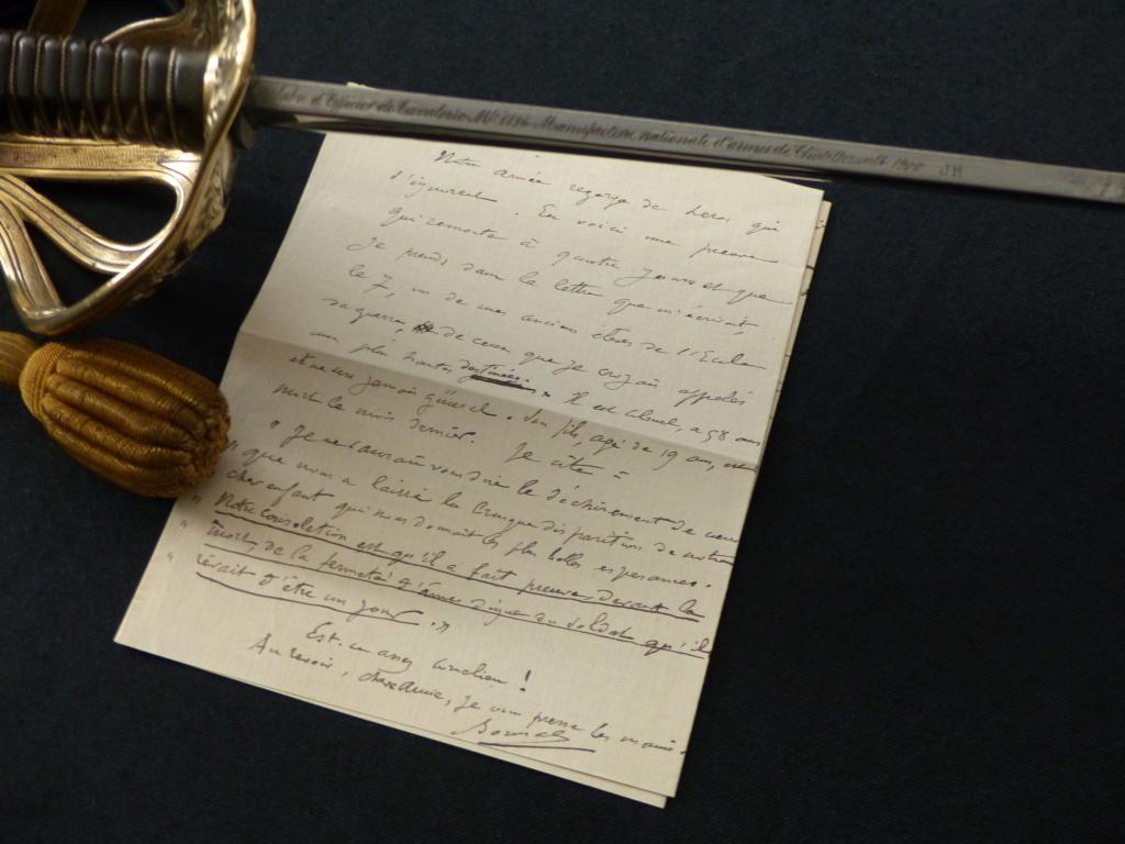 Sabre d'officier de cavalerie modèle 1896  P1140118