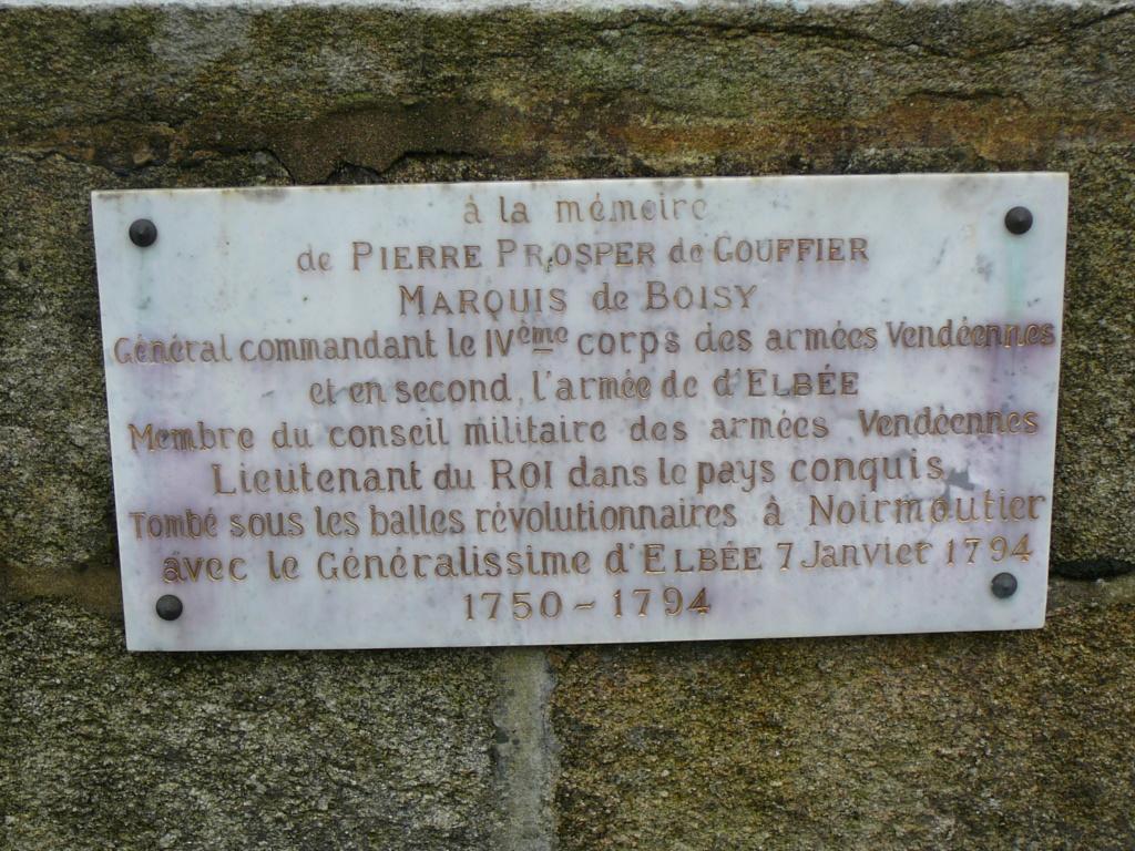 Sur les traces des guerres de Vendée et de la Chouannerie - Page 3 P1170023