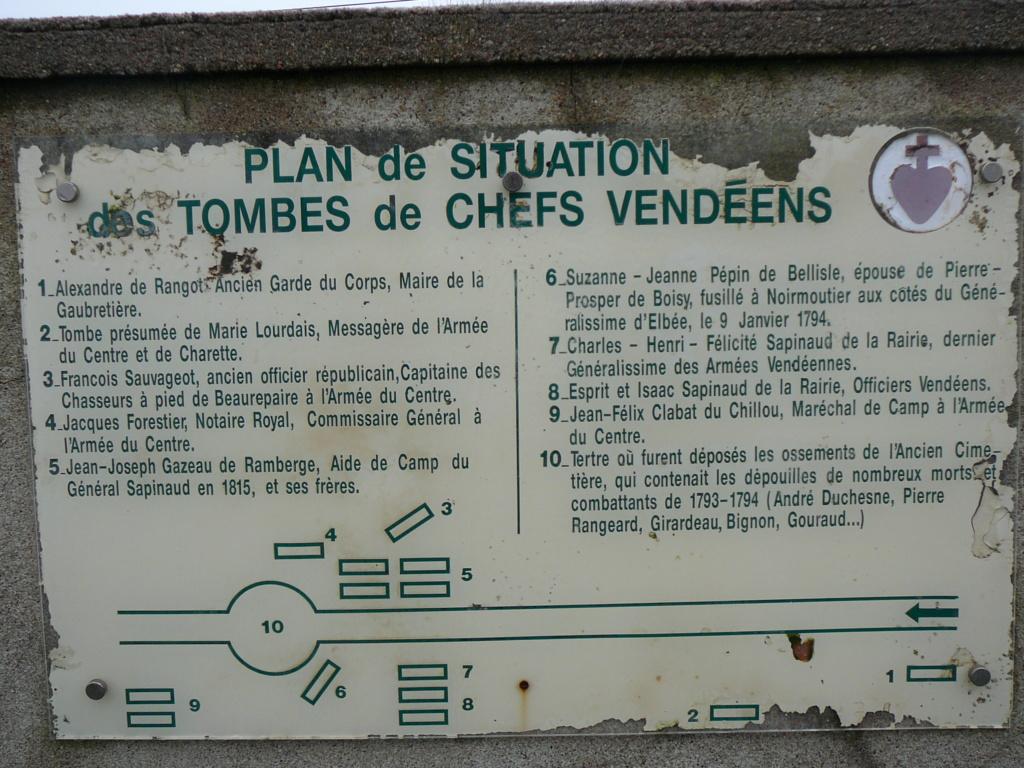 Sur les traces des guerres de Vendée et de la Chouannerie - Page 3 P1170024