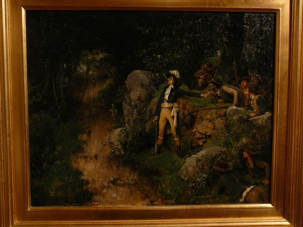 Sur les traces des guerres de Vendée et de la Chouannerie - Page 3 P1170317
