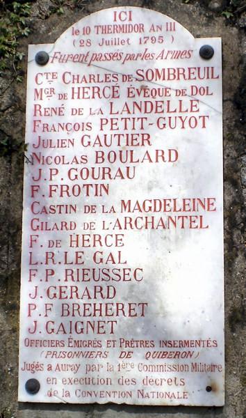 Sur les traces des guerres de Vendée et de la Chouannerie - Page 3 Screen10