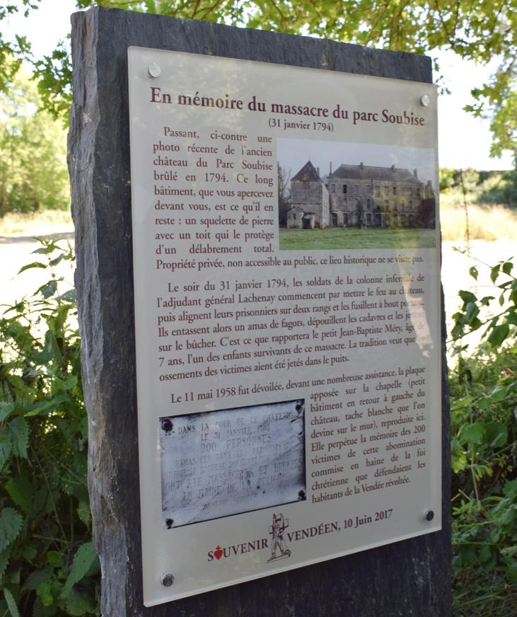 Sur les traces des guerres de Vendée et de la Chouannerie - Page 3 Souven12