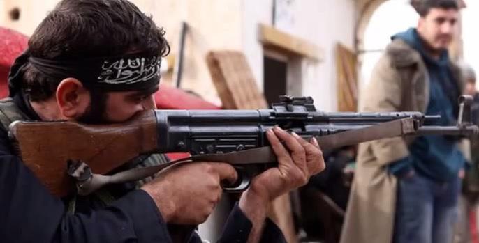 Des Sturmgewehr en Syrie ! Syria210