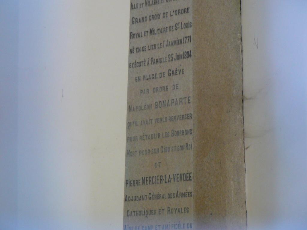 Sur les traces des guerres de Vendée et de la Chouannerie - Page 3 Visite16