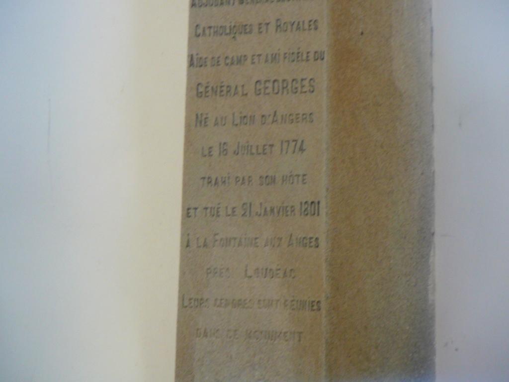 Sur les traces des guerres de Vendée et de la Chouannerie - Page 3 Visite18