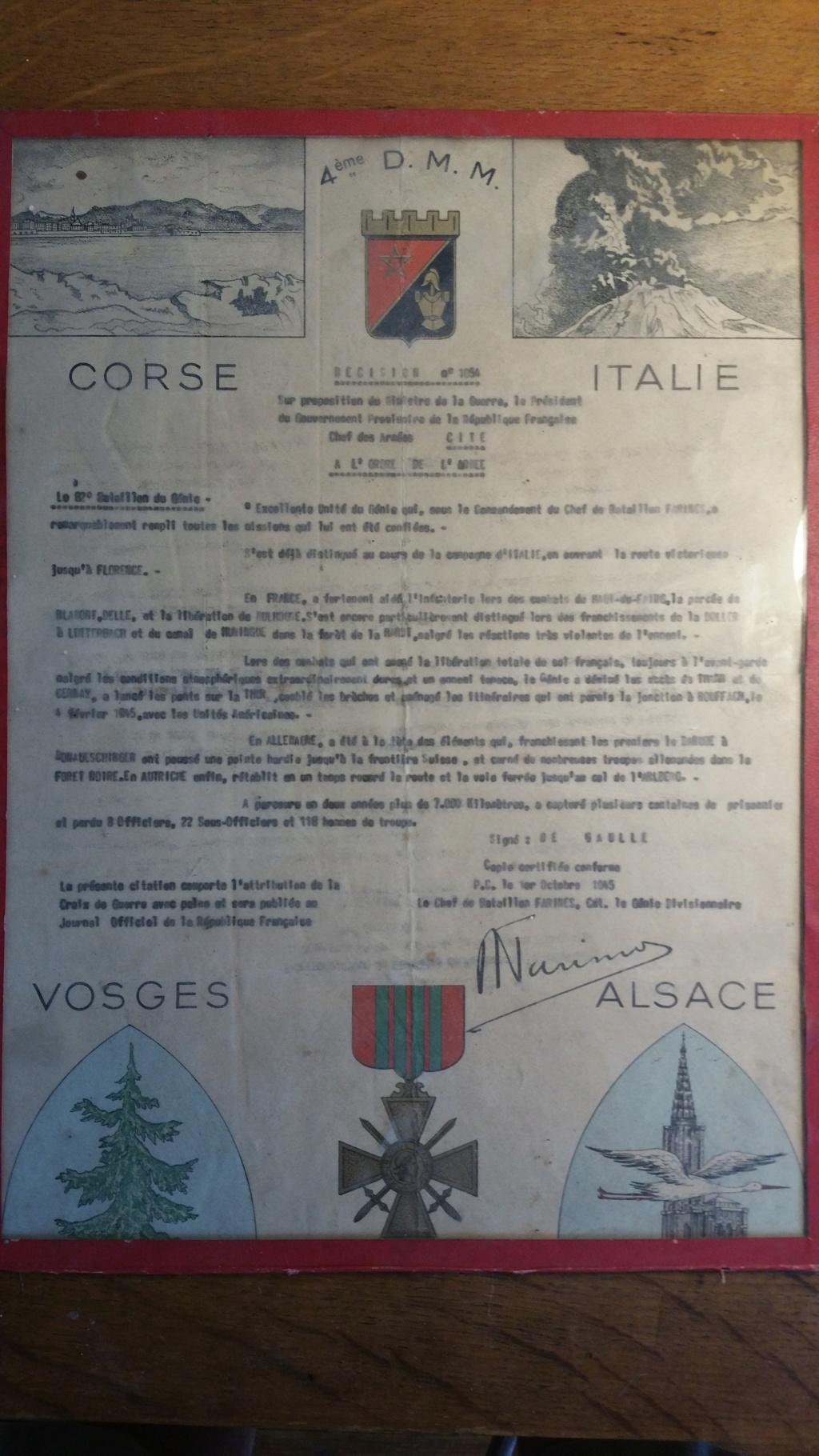 Citation Armée de Libération 20190710