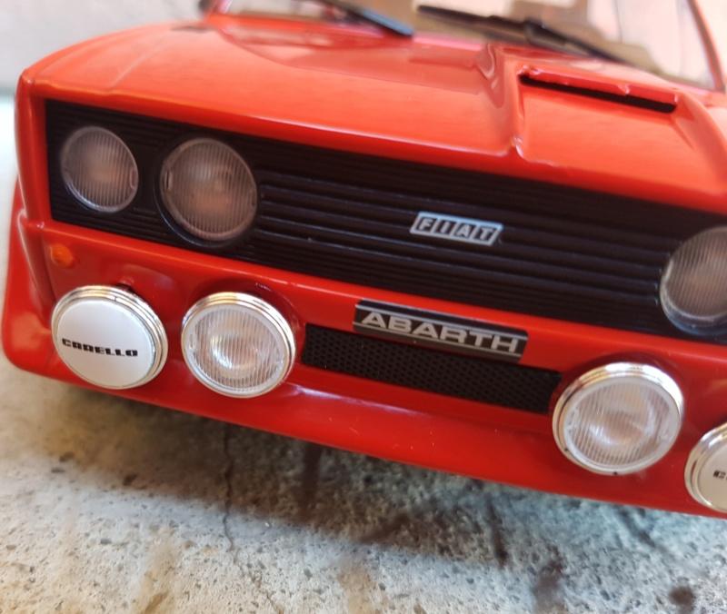 131 Abarth Rallye Stradale (1980) 20181968