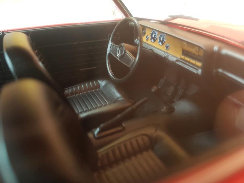 Capri 1600 GT (1973) 20192015