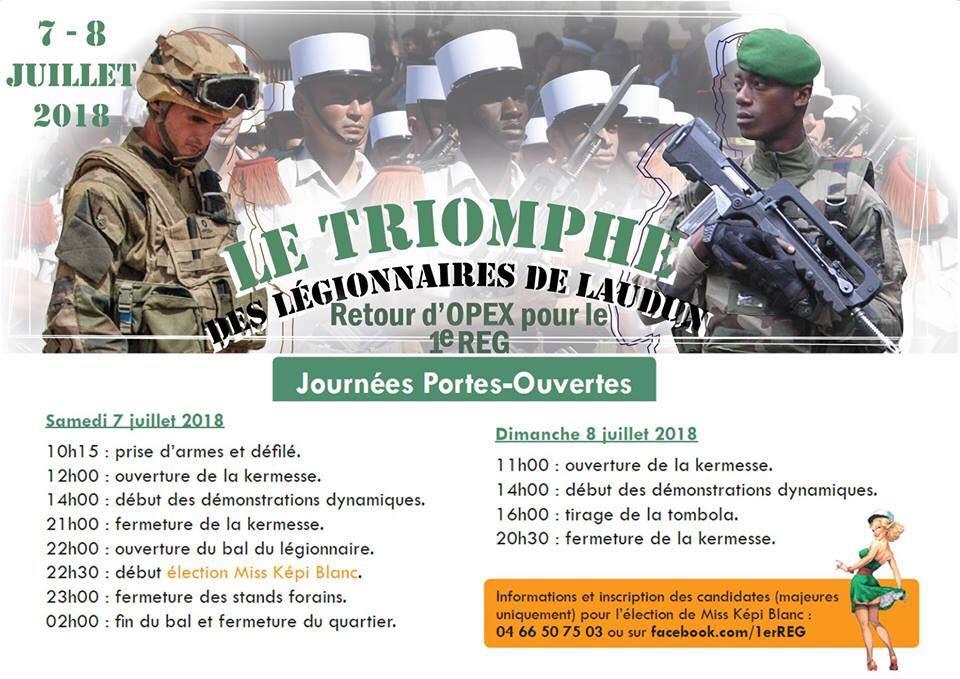 Le triomphe des Légionnaires 1er_re10