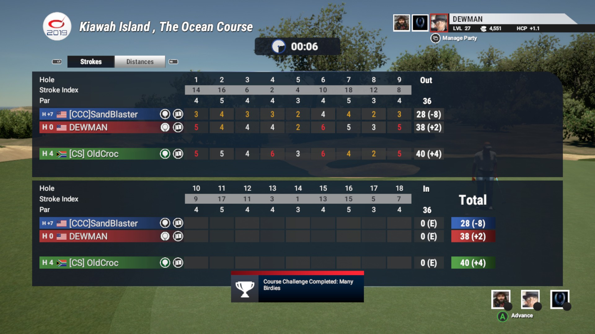The Golf Club 2019 Tgc20110