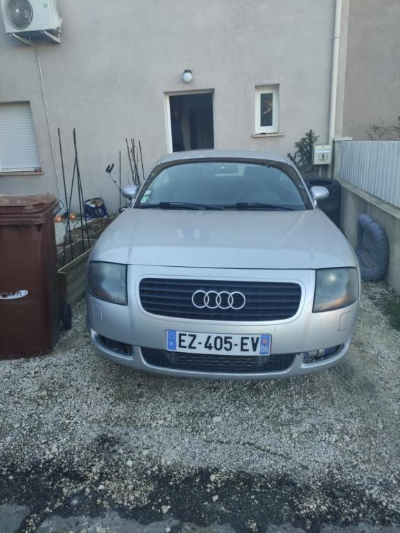 Audi tt mk1 99 180 stage 1+ éthanol Img_2016