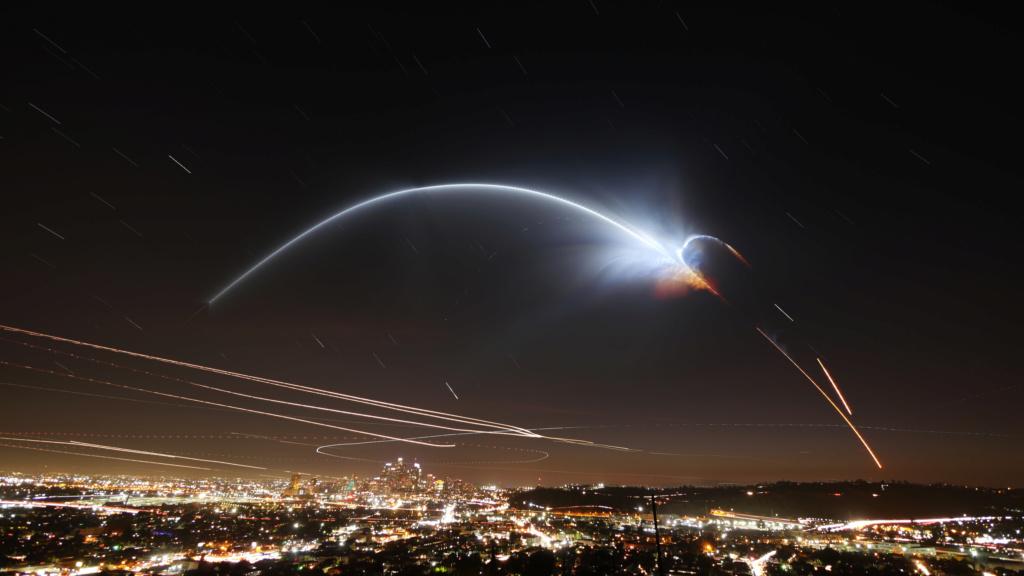 L'image astronomique du jour de Sirius. - Page 13 Spacex11