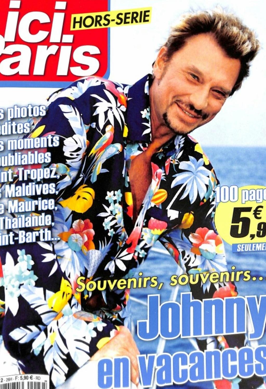 HS  Ici Paris Les vacances de Johnny Img_2010