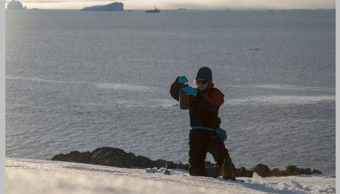 Une bouteille plastique retrouvée quasi intacte après 50 ans en mer 0216