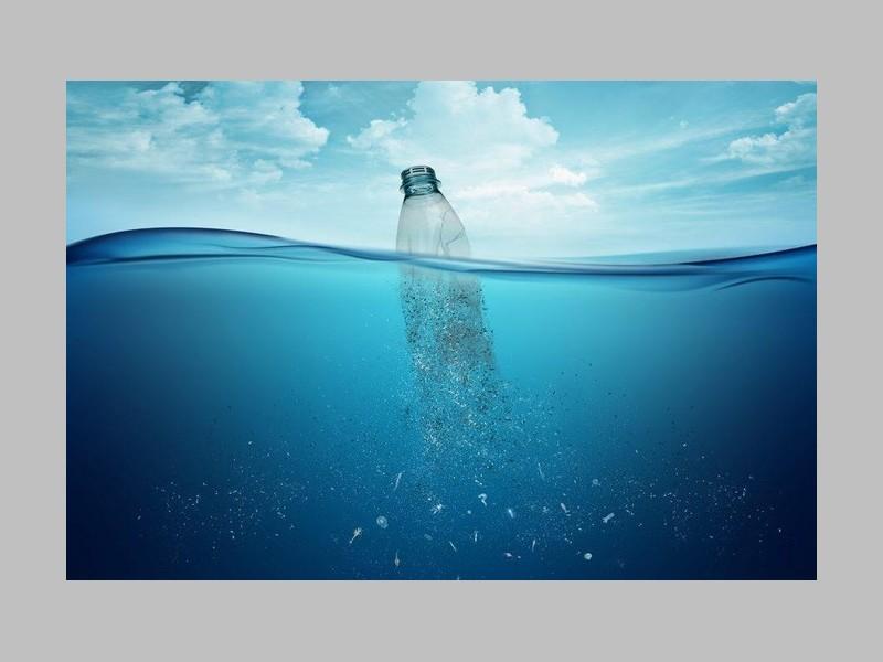 Une bouteille plastique retrouvée quasi intacte après 50 ans en mer 0219