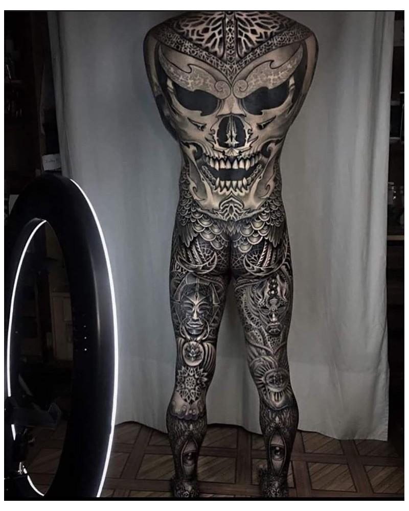 tatouages divers  10010