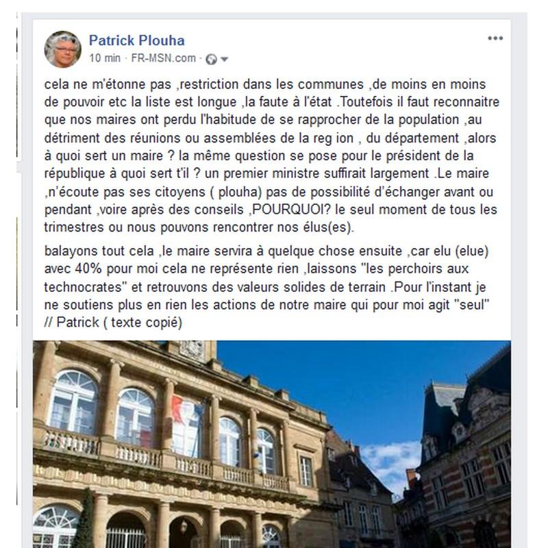 De plus en plus de maires français démissionnent depuis dix ans  1012