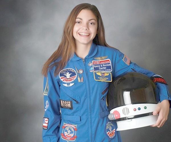 Qui est Alyssa Carson, cette apprentie astronaute qui rêve de partir sur Mars ? 1258