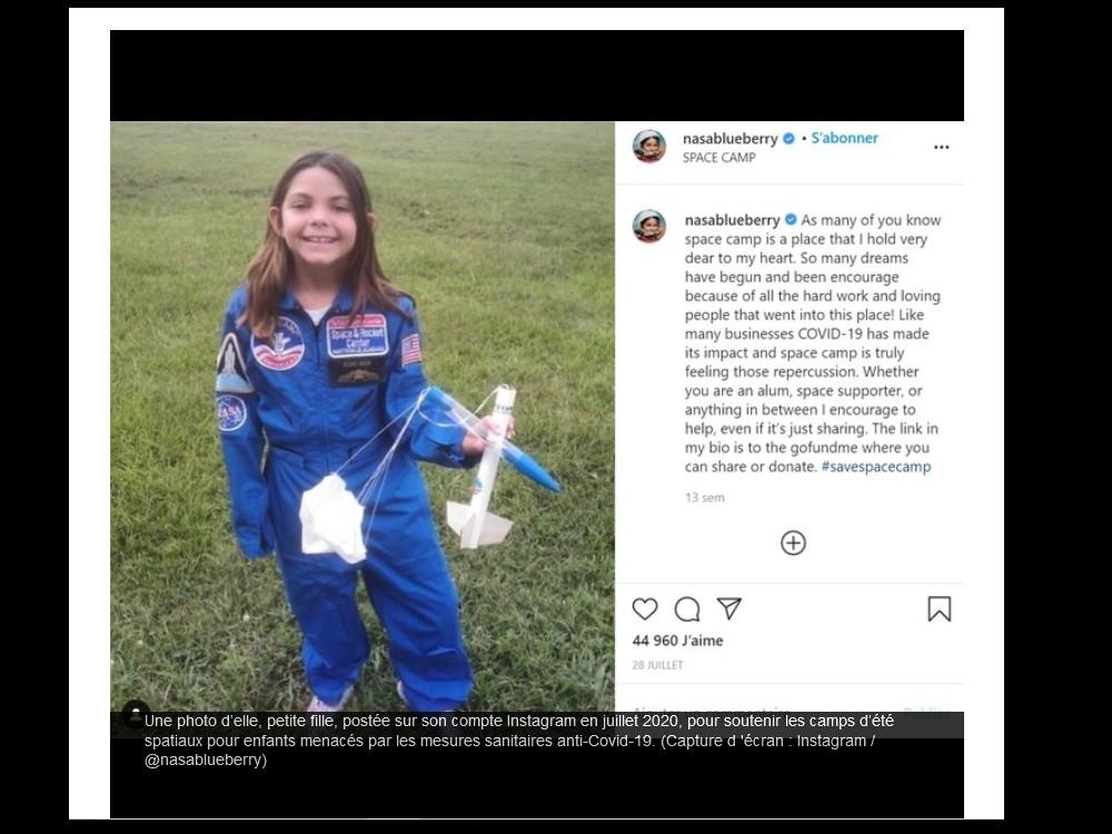 Qui est Alyssa Carson, cette apprentie astronaute qui rêve de partir sur Mars ? 1259