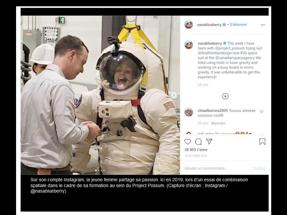 Qui est Alyssa Carson, cette apprentie astronaute qui rêve de partir sur Mars ? 1260