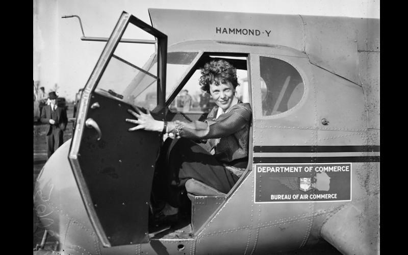 Fin d'un long mystère ? L'aviatrice Amelia Earhart serait bien morte sur une île du Pacifique 136