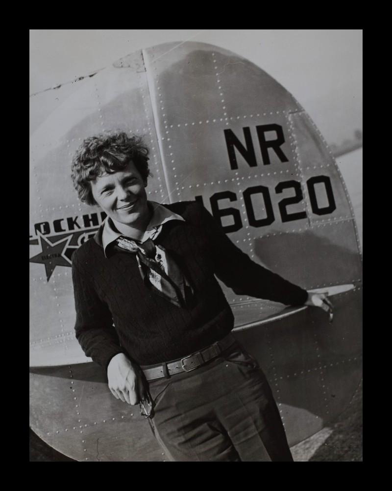 Fin d'un long mystère ? L'aviatrice Amelia Earhart serait bien morte sur une île du Pacifique 139