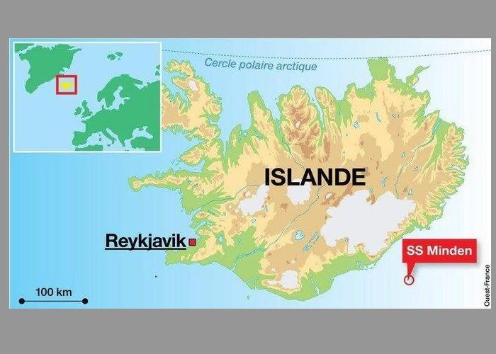 En Islande, la chasse au trésor nazi englouti 210