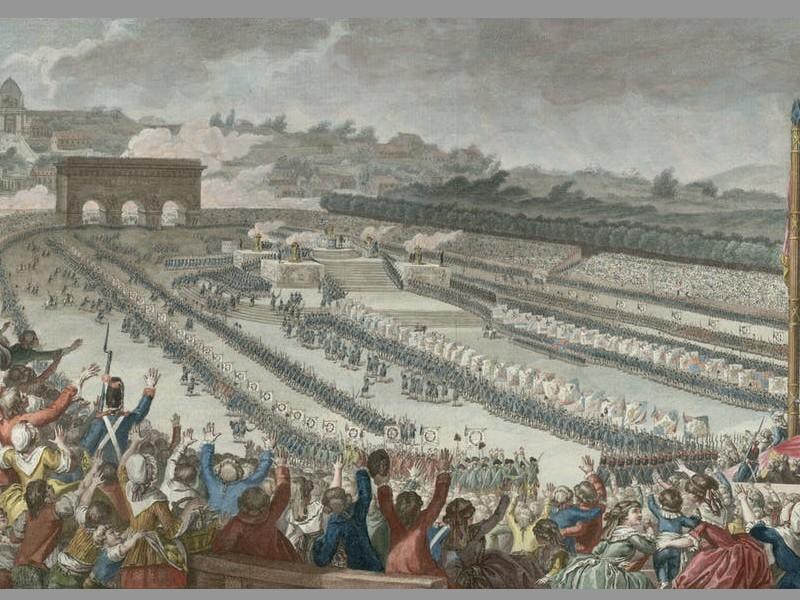 L'équivoque anniversaire du 14 juillet : prise de la Bastille ou fête de la Fédération ?  321