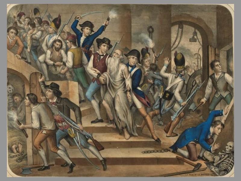 L'équivoque anniversaire du 14 juillet : prise de la Bastille ou fête de la Fédération ?  322
