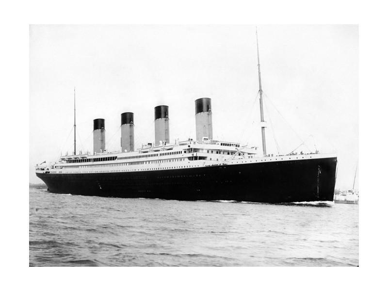 La réplique du Titanic devrait prendre la mer en 2022 613
