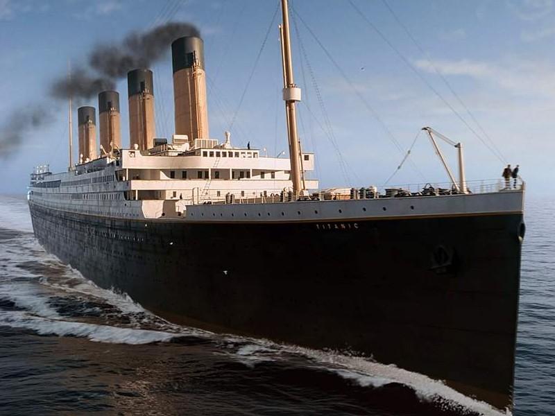 La réplique du Titanic devrait prendre la mer en 2022 614